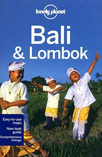Lonely Planet Bali & Lombok (Regional Travel Guide)