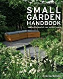 Book Cover Royal Horticultural Society Small Garden Handbook: Making the Most of Your Outdoor Space