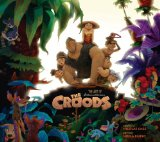 Book Cover The Art of The Croods