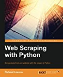 Book Cover Web Scraping with Python