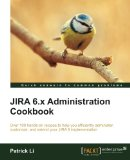 Book Cover JIRA 6.x Administration Cookbook