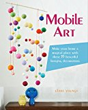 Book Cover Mobile Art: 35 Beautiful Hanging Decorations for Your Home
