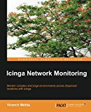 Book Cover Icinga Network Monitoring