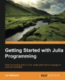 Book Cover Getting started with Julia Programming Language