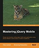 Book Cover Mastering jQuery Mobile