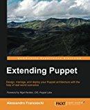 Book Cover Extending Puppet