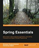Book Cover Spring Essentials