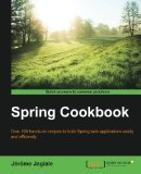 Book Cover Spring Cookbook