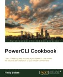 Book Cover PowerCLI Cookbook