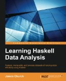 Book Cover Learning Haskell Data Analysis
