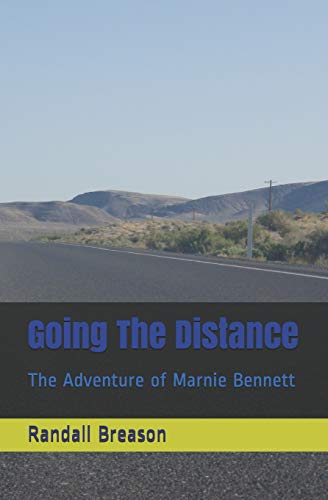 Book Cover Going The Distance: The Adventure of Marnie Bennett
