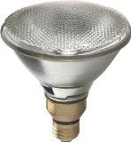 Book Cover GE 20763 Halogen 90-Watt PAR38 Outdoor Flood Light Bulb, 4-Pack