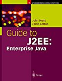 Book Cover Guide to J2EE: Enterprise Java