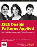 Book Cover J2EE Design Patterns Applied