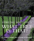 Book Cover Stirling Macoboy's What Tree is That?