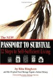 Book Cover The NEW Passport To Survival - 12 Steps to Self-Sufficient Living