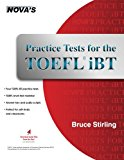 Book Cover Practice Tests for the TOEFL iBT