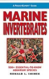 Book Cover A PocketExpert Guide to Marine Invertebrates: 500+ Essential-to-Know Aquarium Species