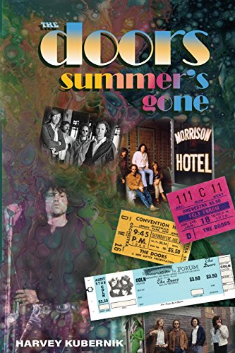 Book Cover The Doors Summer's Gone