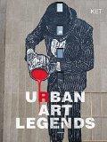 Book Cover Urban Art Legends