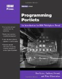 Book Cover Programming Portlets: An Introduction Using IBM WebSphere Portal