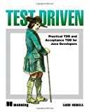 Book Cover Test Driven: TDD and Acceptance TDD for Java Developers