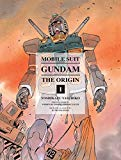 Book Cover Mobile Suit Gundam: The Origin, Vol. 1- Activation
