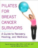 Book Cover Pilates for Breast Cancer Survivors