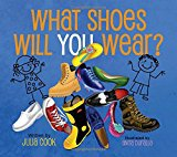 Book Cover What Shoes Will You Wear?