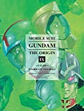 Book Cover Mobile Suit Gundam: THE ORIGIN, Volume 9: Lalah
