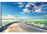 Book Cover A Sky Longing for Memories: The Art of Makoto Shinkai