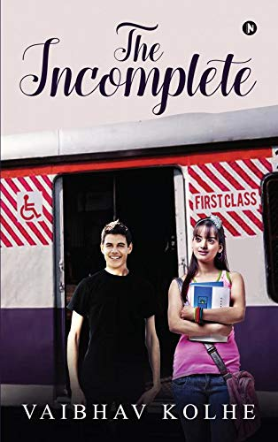 Book Cover The Incomplete