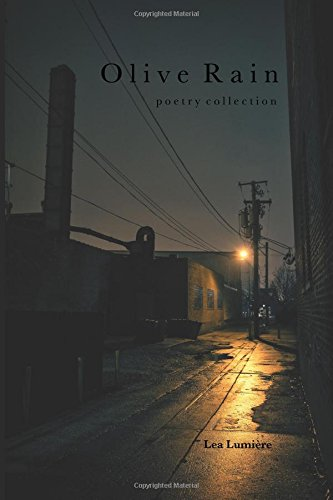 Book Cover Olive Rain: poetry collection