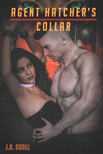 Book Cover Agent Hatcher's Collar