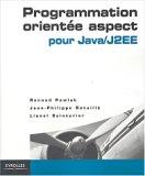 Book Cover Programmation orientée aspect pour Java / J2EE