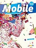 Book Cover Mobile A2 - livre de l'eleve +cd +dvd (French Edition)