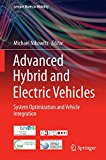 Book Cover Advanced Hybrid and Electric Vehicles: System Optimization and Vehicle Integration (Lecture Notes in Mobility)