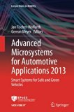 Book Cover Advanced Microsystems for Automotive Applications 2013: Smart Systems for Safe and Green Vehicles (Lecture Notes in Mobility)