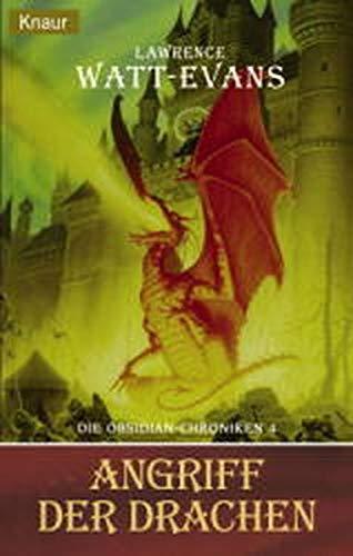 Die Obsidian- Chroniken 04. Angriff der Drachen.