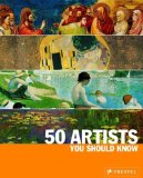 Book Cover 50 Artists You Should Know