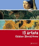 Book Cover 13 Artists Children Should Know