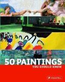 Book Cover 50 Paintings You Should Know