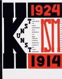 Book Cover Die Kunstismen: 1914-1924