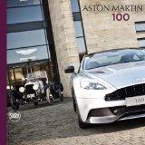 Book Cover Aston Martin 100