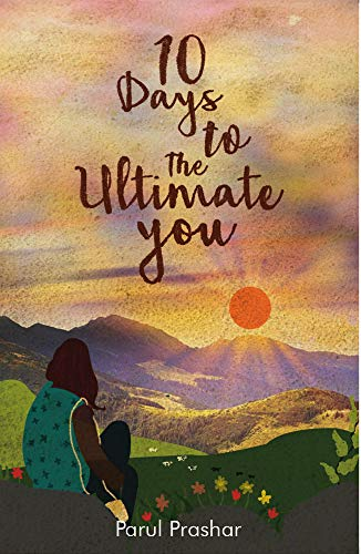 Book Cover 10 Days to The Ultimate you