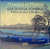 Book Cover Esa serena sombra : haikus de amor y de agua
