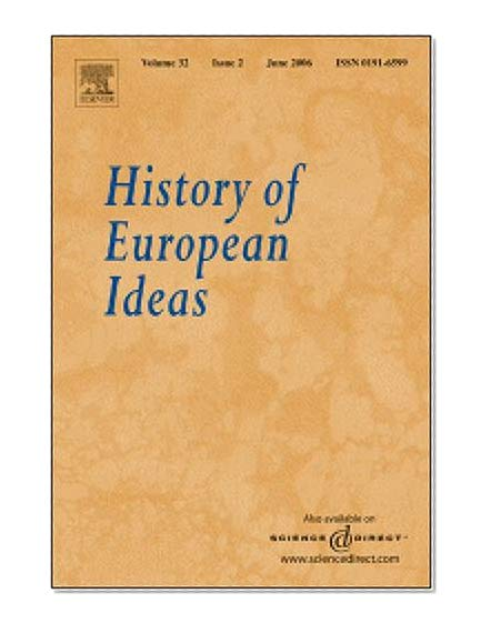 Book Cover From experience to law: Leo Strauss and the Weimar crisis of the philosophy of religion [An article from: History of European Ideas]