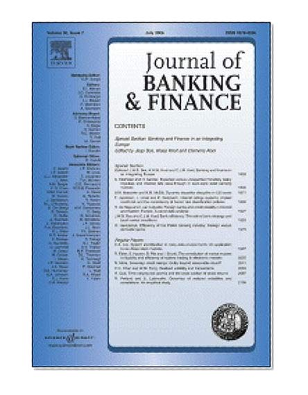 Book Cover Value-at-risk versus expected shortfall: A practical perspective [An article from: Journal of Banking and Finance]