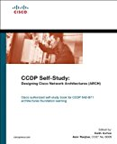 Book Cover CCDP Self-Study: Designing Cisco Network Architectures (ARCH) (Self-Study Guide)