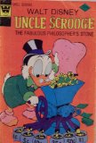 Book Cover Walt Disney Uncle Scrooge (The Fabulous Philosopher's Stone, No. 132, Sept. 1976)